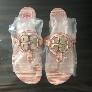 Tory Burch Miller 2 Sandals Size10